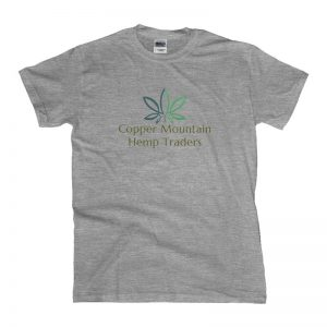 gray hemp t-shirt