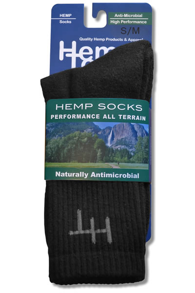 hemp fabric socks
