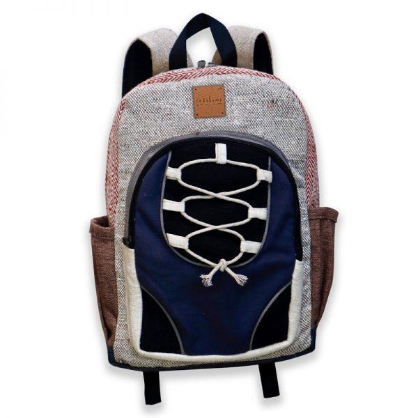 hemp backpack school