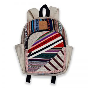 hemp backpack rucksack