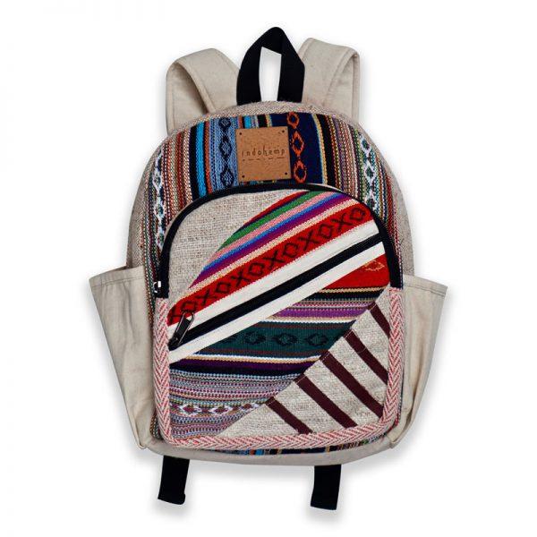 hemp backpack rucksack