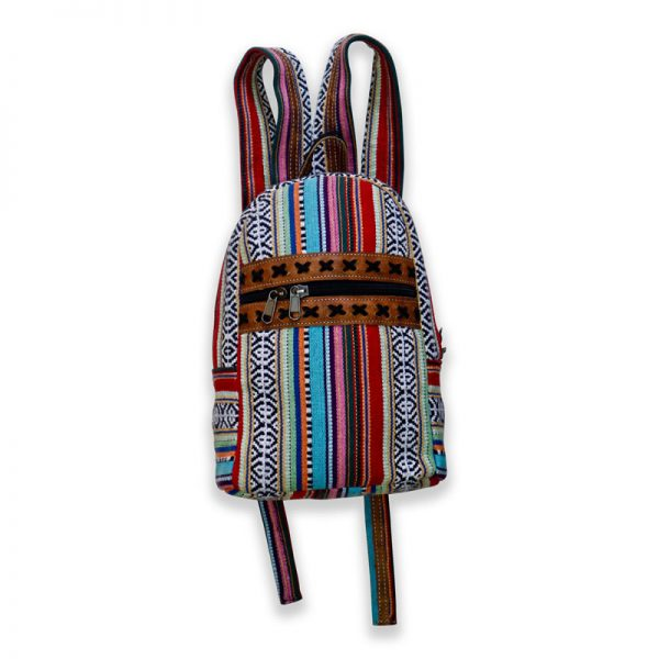 hemp backpack bag