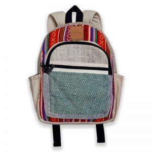 hemp backpack nomad style