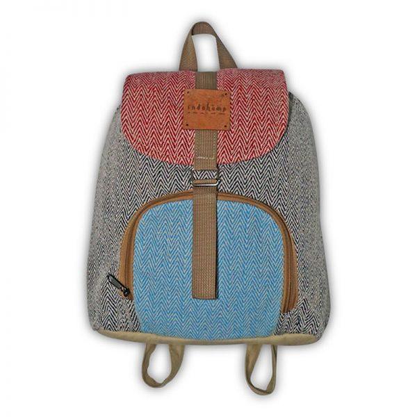 hemp satchel