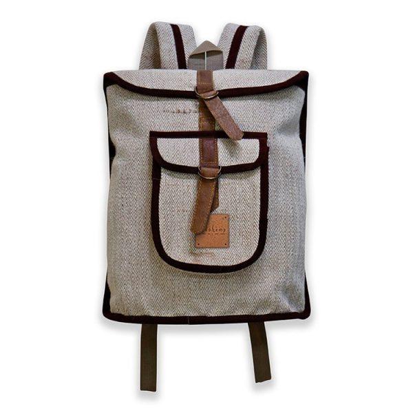 hemp backpack workpack