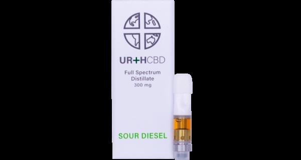cbd vape sour diesel
