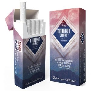 hemp flower cigarettes mountain smokes