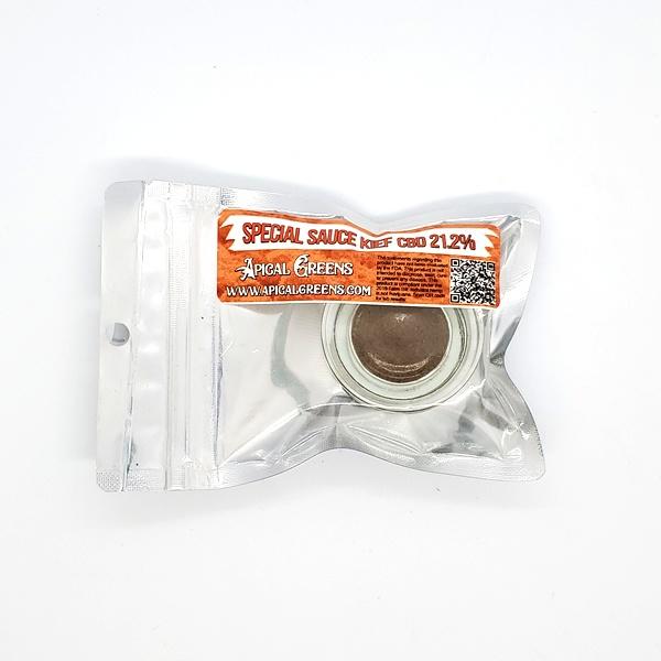 cbd hemp kief sour special sauce