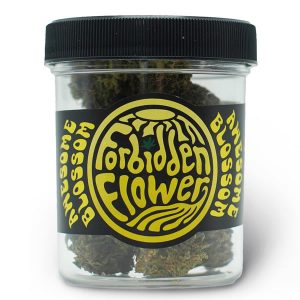 awesome blossom hemp jar
