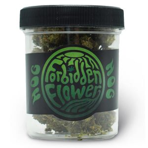 hog hemp flower jar