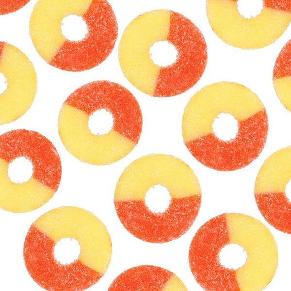 cbd gummies peach flavor