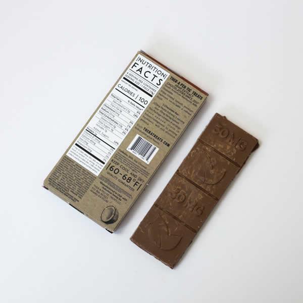 cbd milk chocolate back