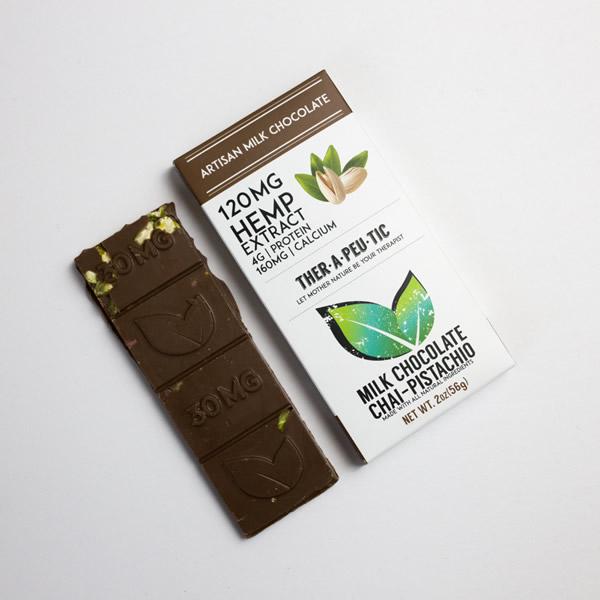 cbd chocolate bar