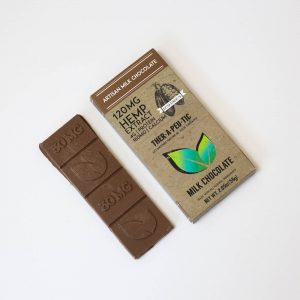 cbd milk chocolate packaging