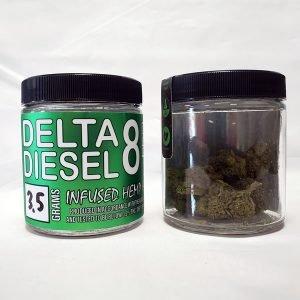 delta 8 thc flower diesel