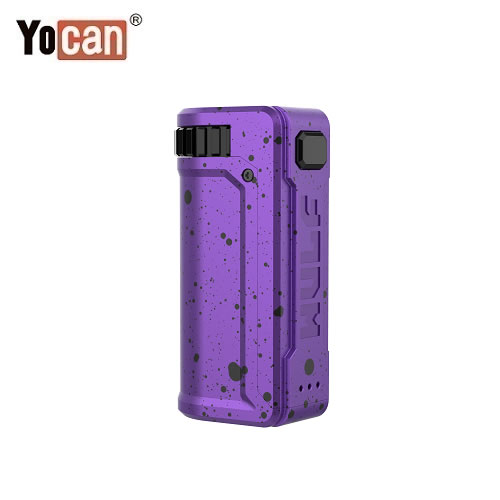 yocan uni s wulf mod purple/black