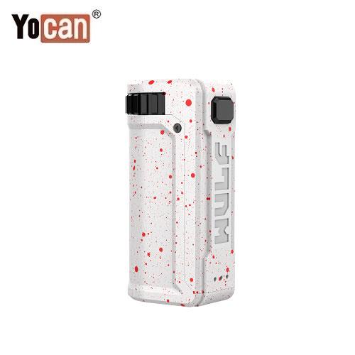 yocan uni s wulf mod white/red