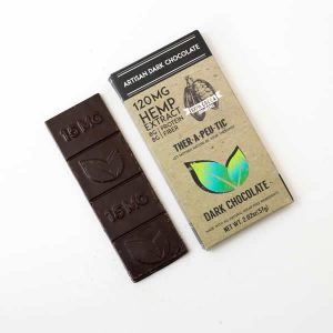 cbd dark chocolate