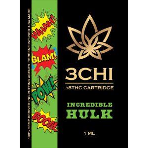 delta 8 thc incredible hulk strain
