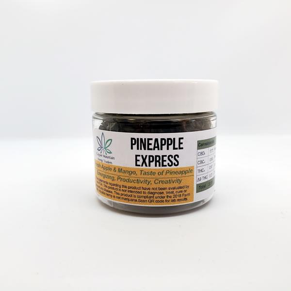 pineapple express hemp flower 3.5g