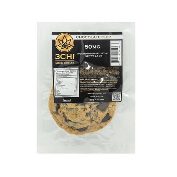 delta 8 thc cookie chocolate chip