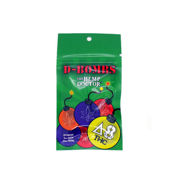 delta 8 candy 10 pack