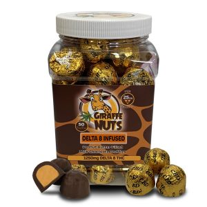 delta 8 thc chocolate truffles