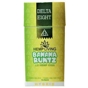 delta 8 thc cigarettes banana runtz