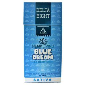 delta 8 thc cigarettes blue dream