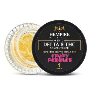 delta-8 thc dabs fruity pebbles