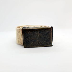 natural hemp belt