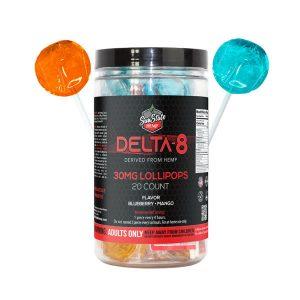 delta 8 thc lollipops