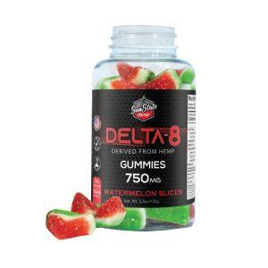 delta 8 thc watermelon gummies