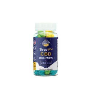 cbd melatonin sleep gummies