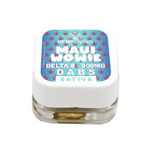 delta 8 thc dabs maui wowie