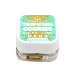 delta 8 thc dabs tropicana cookies