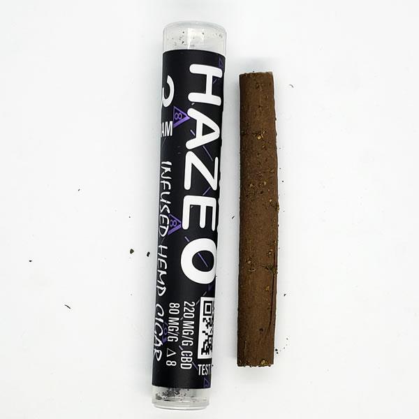 haze delta 8 cigar 3g