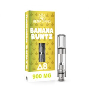 delta 8 vape cartridge banana runtz