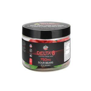delta 8 thc sour gummy bears