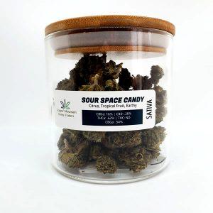 super sour space candy cbd hemp flower 28 grams
